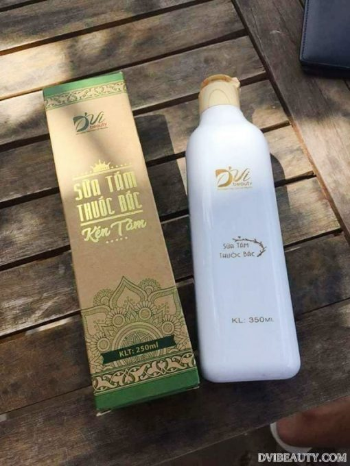 Sữa Tắm Thuốc Bắc D'vi Beauty