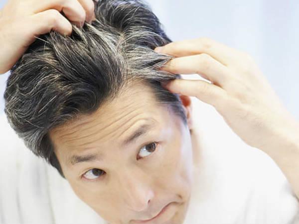 Có nên nhổ tóc bạc không?