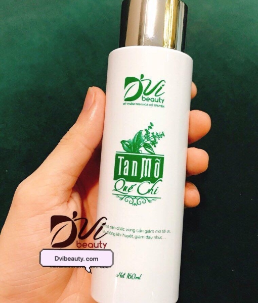 Tan mỡ quế chi d'vi beauty