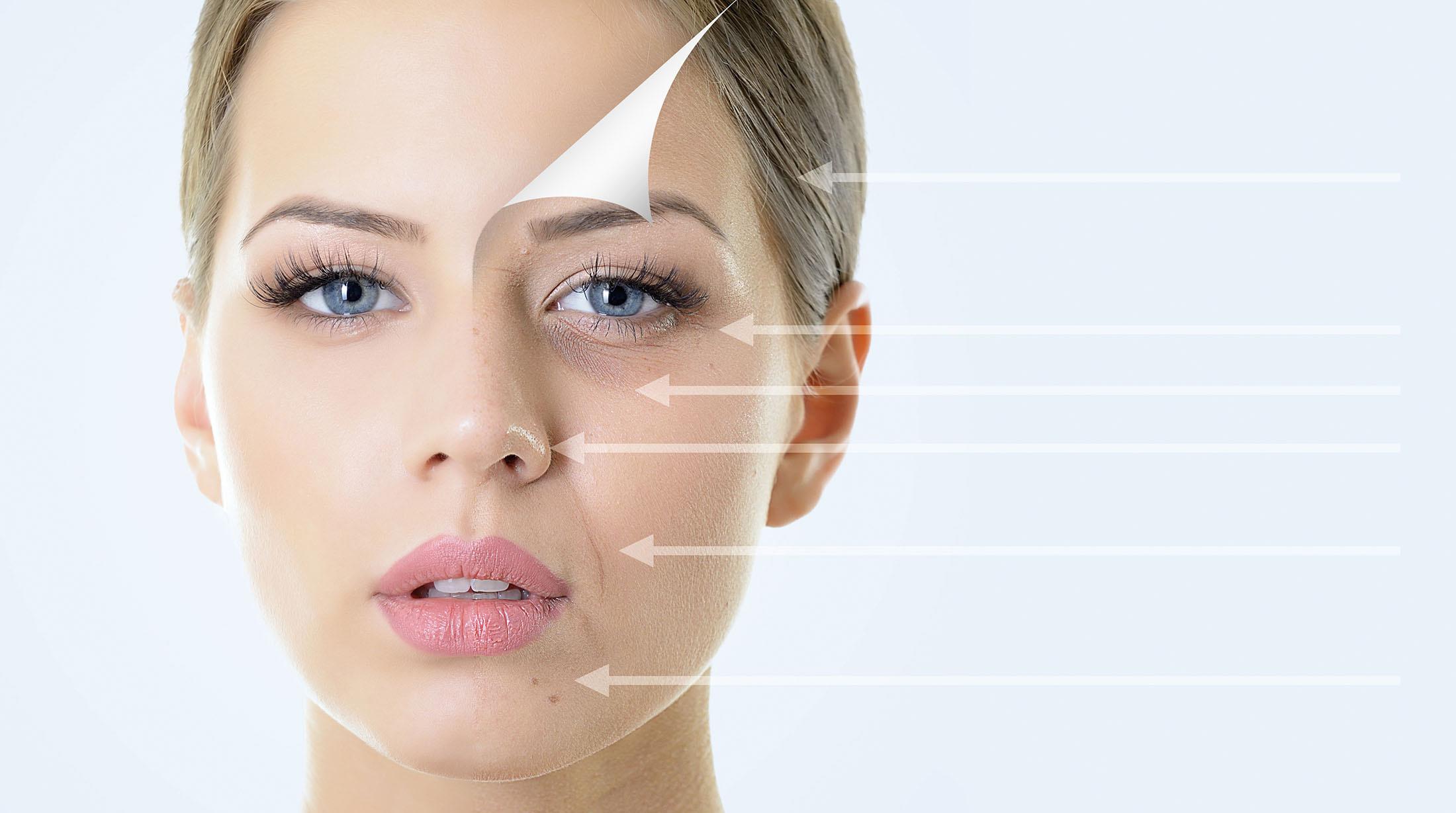 Cần lưu ý và khác phục 5 dấu hiệu lão hóa da này