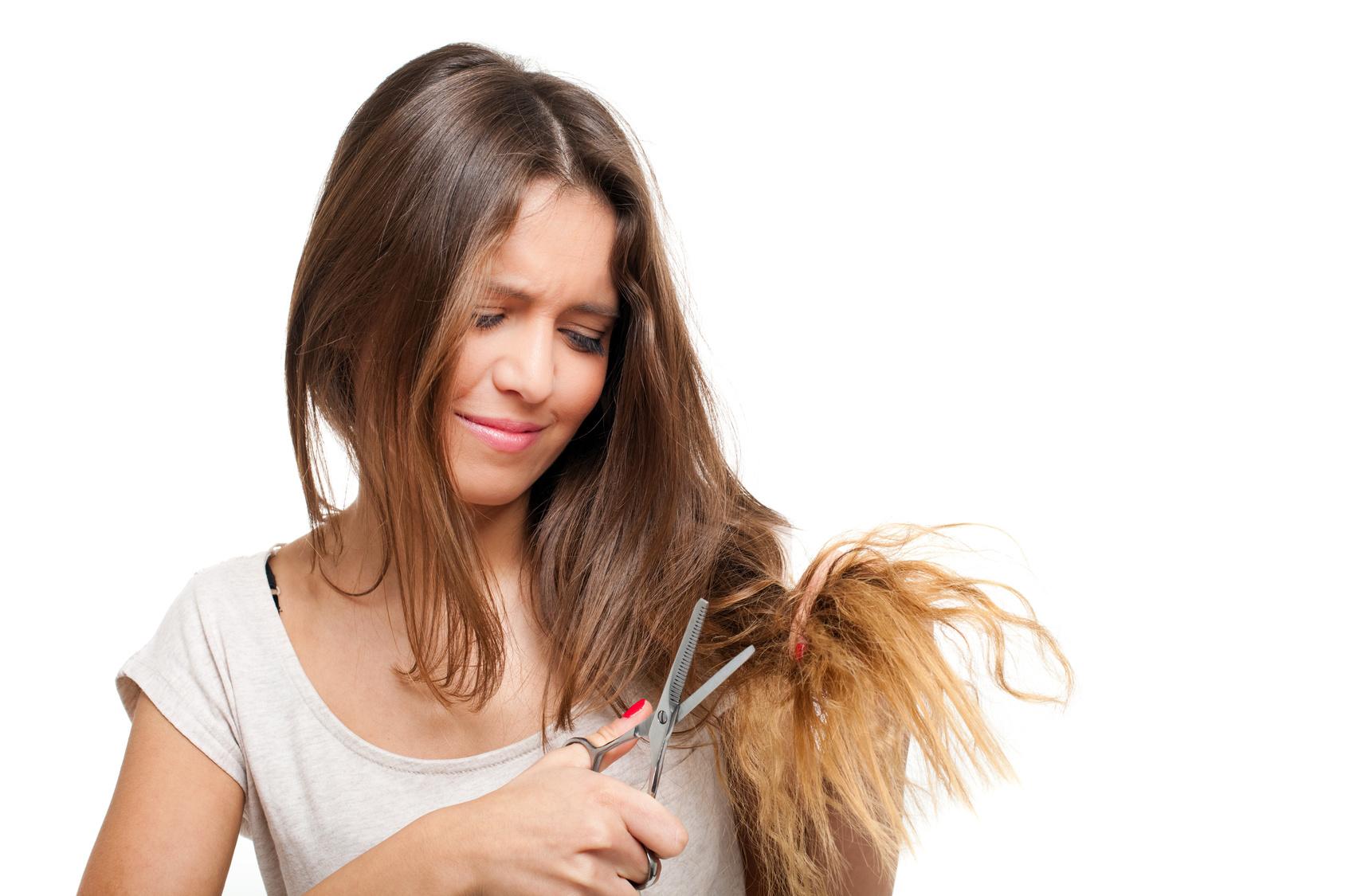 Bí quyết phục hồi mái tóc khô xơ hiệu quả