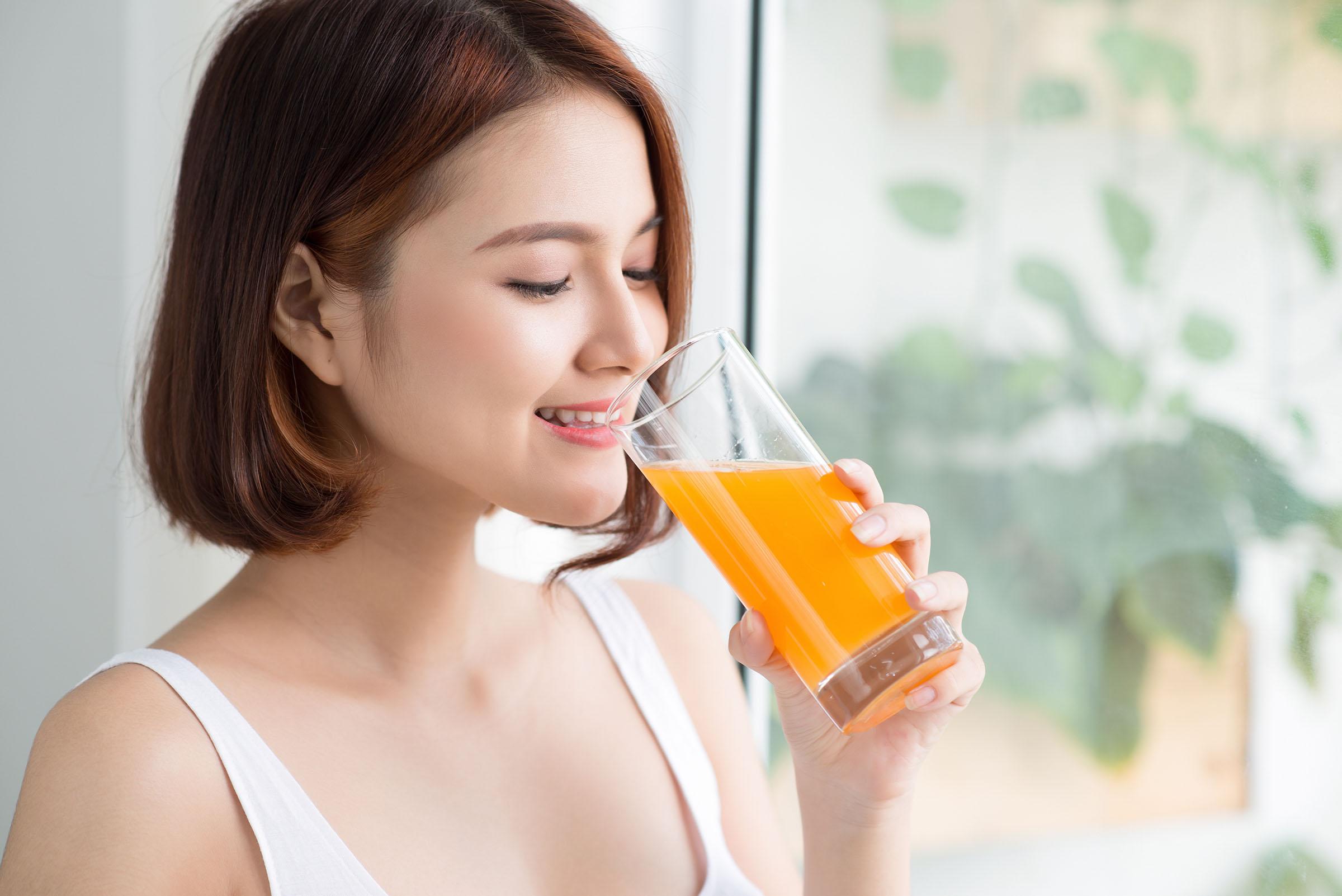Chị em uống tinh bột nghệ lúc nào là hiệu quả nhất?
