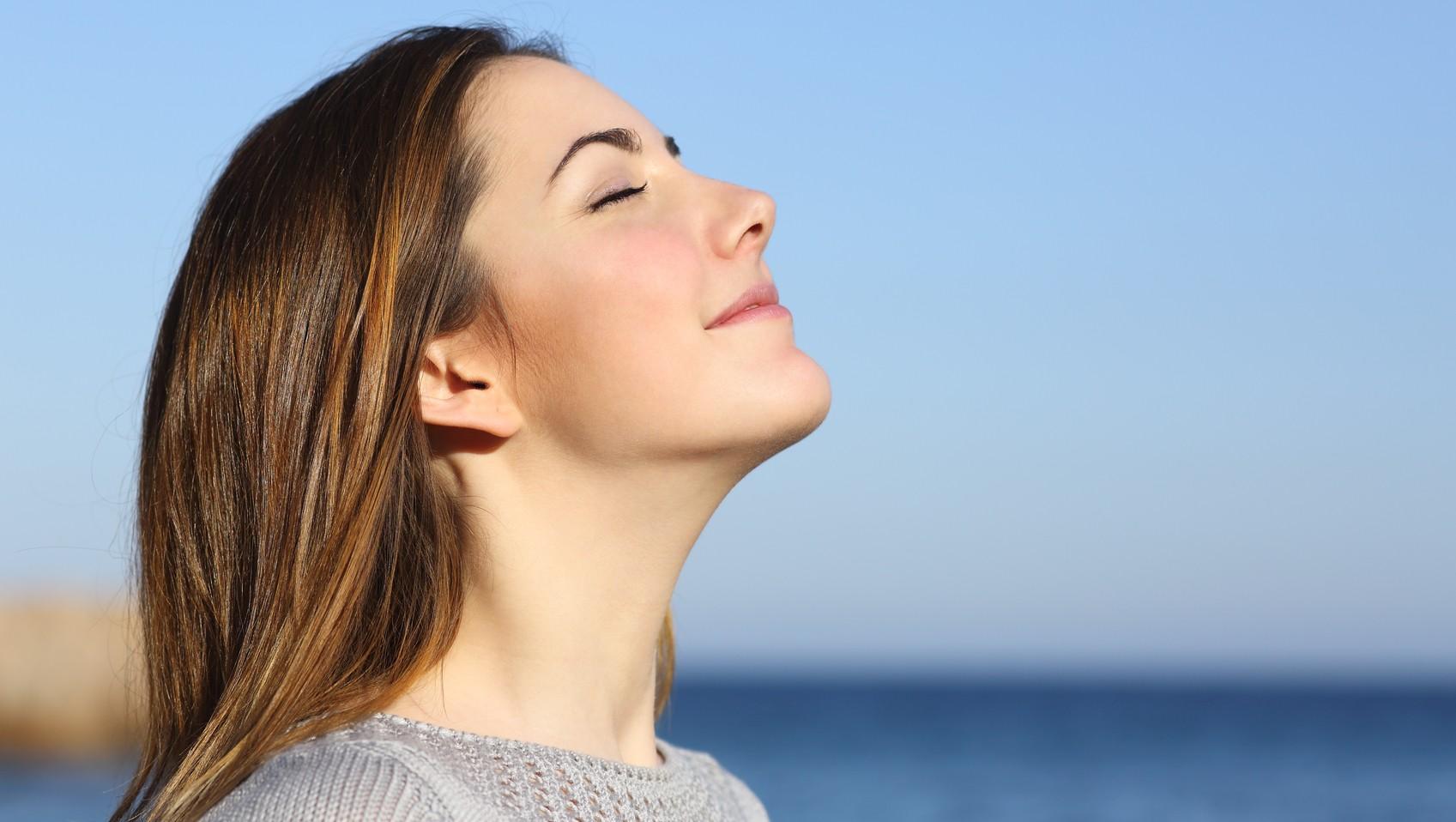 Tác dụng của việc hít thở sâu mỗi ngày